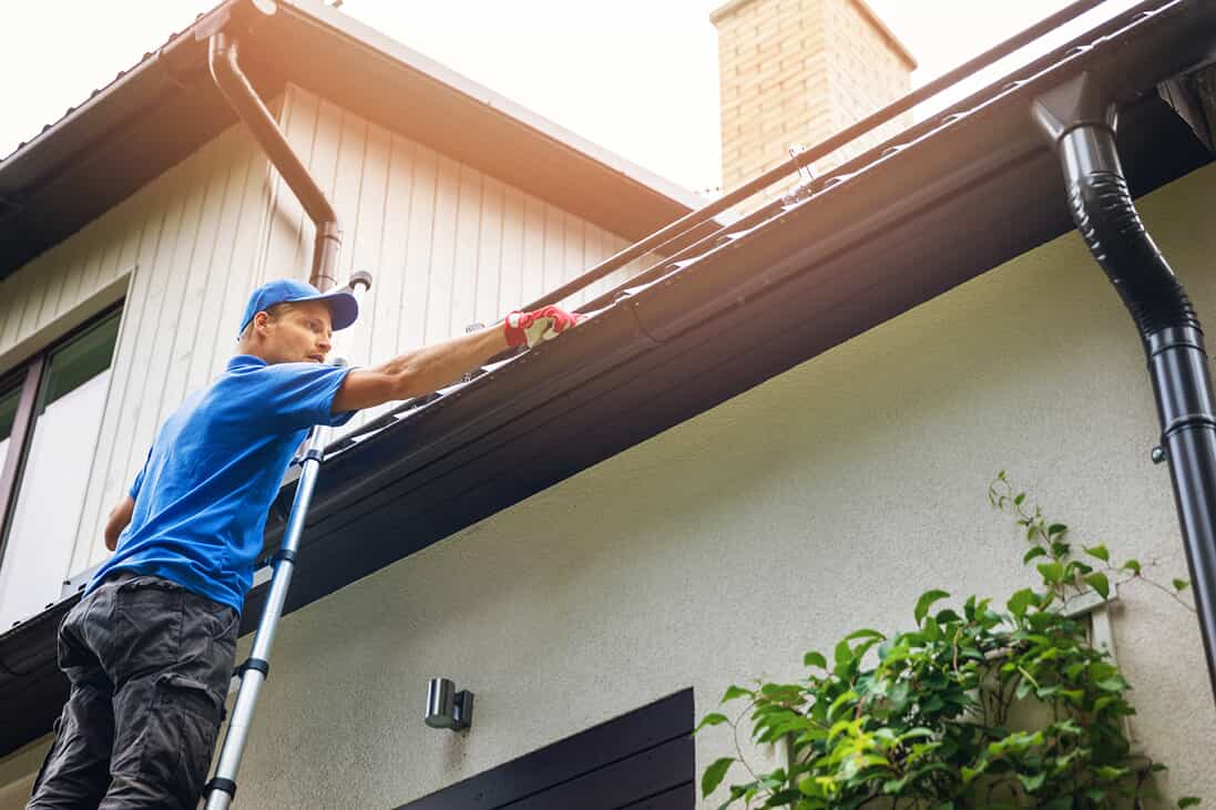 Rain, Rain Go Away: Making Sure Your Roof Has The Proper Drainage System